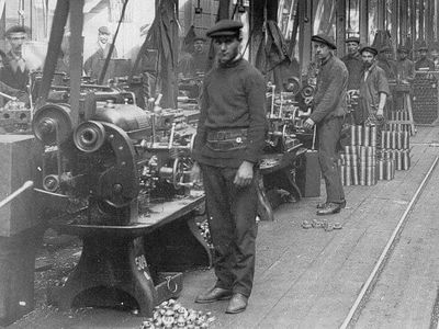 Сто лет без царя: уроки промышленного развития России