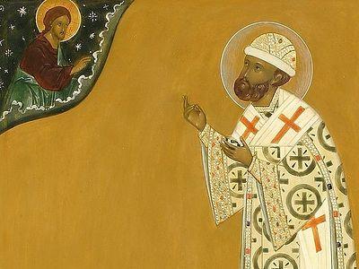 Всенощное бдение в Сретенском монастыре накануне Недели 6-й по Пятидесятнице