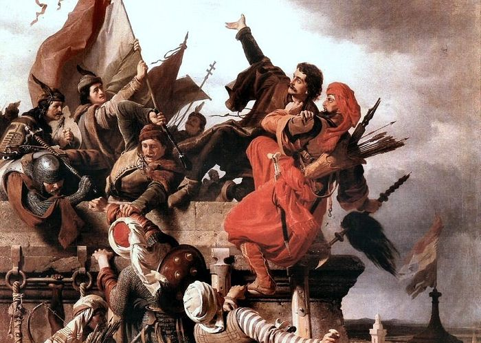 Осада Белграда в 1456 году