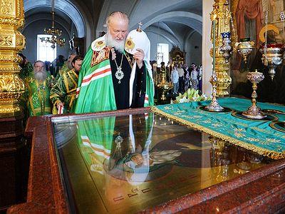 Слово Патриарха. Неделя 6-я по Пятидесятнице