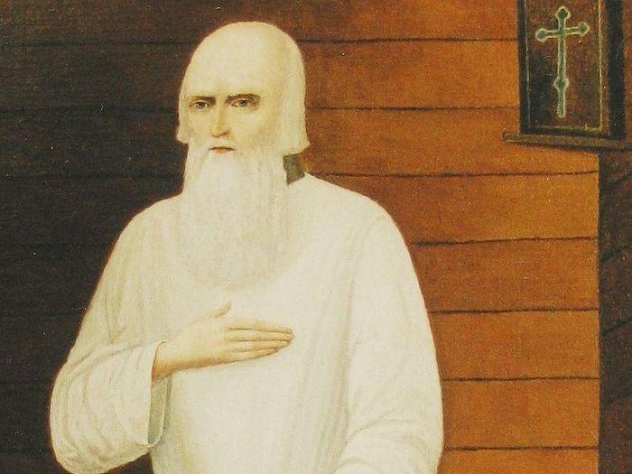 Старец Федор Томский