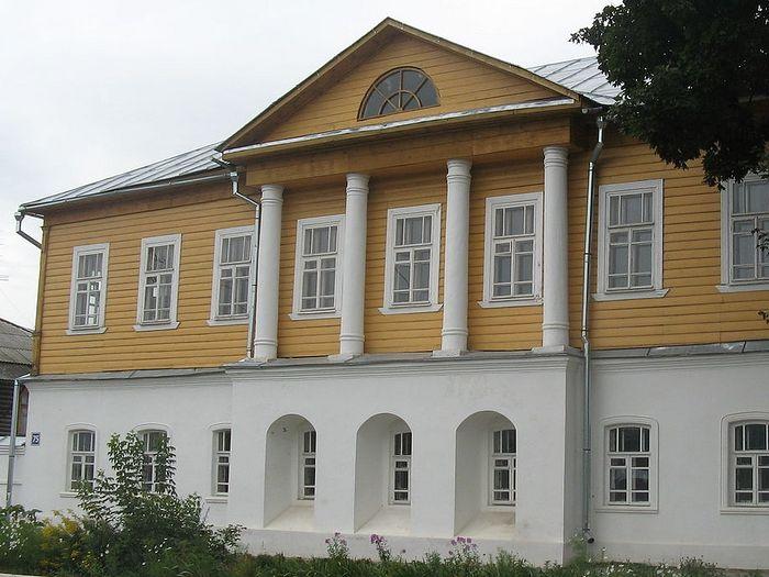 Краеведческий музей города Козельска