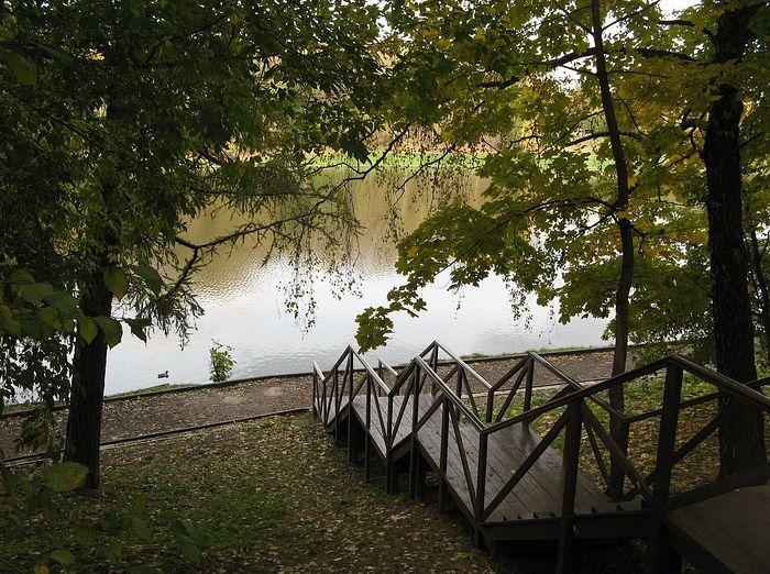Люблинский парк, Москва