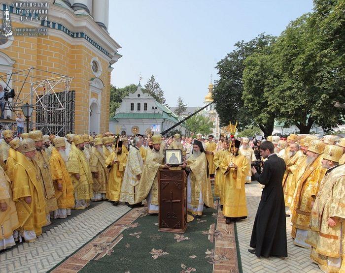 Канонизация преподобного Иоанна Святогорца (Вышенского)