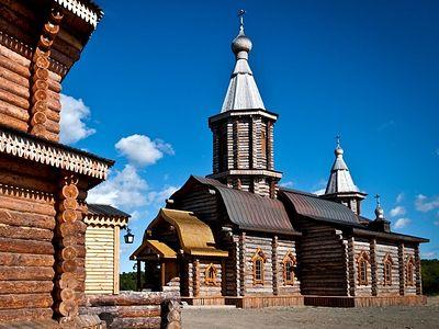 Едем в монастырь преподобного Трифона Печенгского