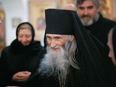 Старац Илија (Ноздрин): «Духовном животу се треба учити, без тога је наше друштво осуђено на пропаст»