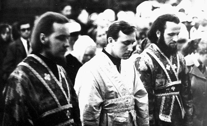 Иеродиакон Антоний (Кузнецов), Геннадий Нефедов, иеродиакон Аристарх (Станкевич)