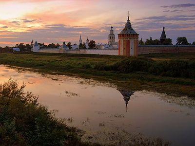 Спасо-Прилуцкий Димитриев мужской монастырь в Вологде