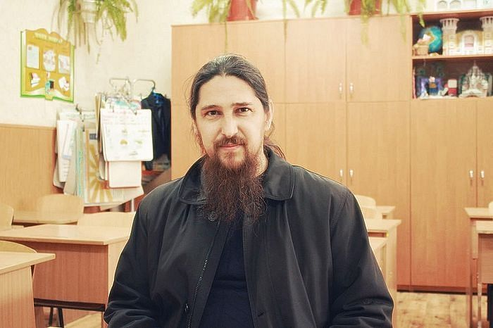 Priest Dimitry Shishkin