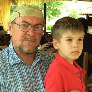 Владимир Щербинин с сыном