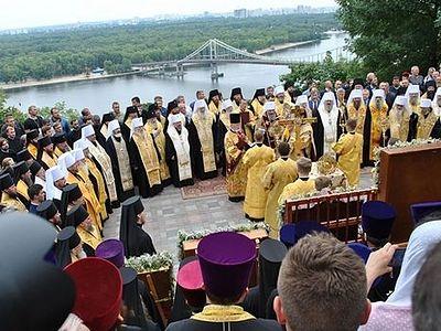 Крестный ход в Киеве – Христос напомнил о Себе