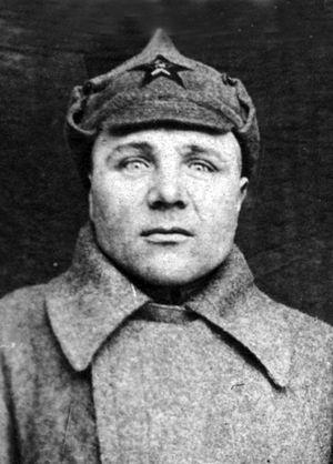 Алексей Кабанов в начале 1920-х годов