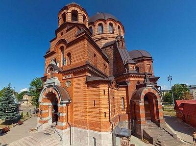 Объемные панорамы храмов Эстонии появились в интернете