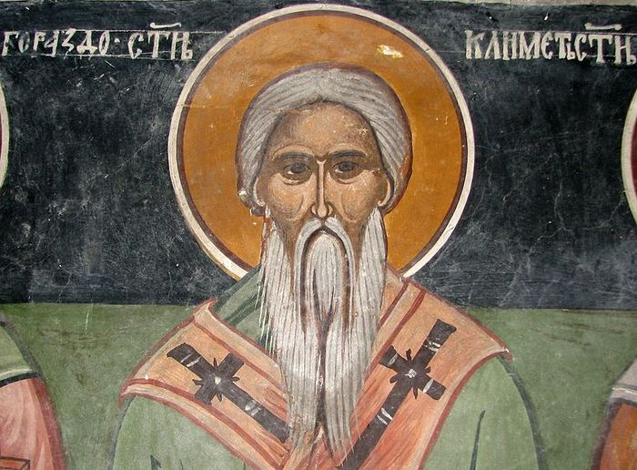 Святитель Климент Охридский