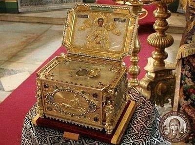Делегация Русской Церкви возглавит на Афоне панигир в честь св. великомученика и целителя Пантелеимона