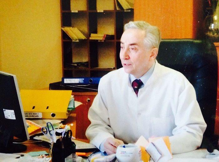 Профессор Владимир Трезубов