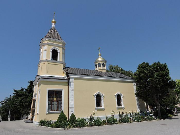 Храм Семи священномучеников Херсонесских