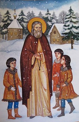 St.Herman of Alaska