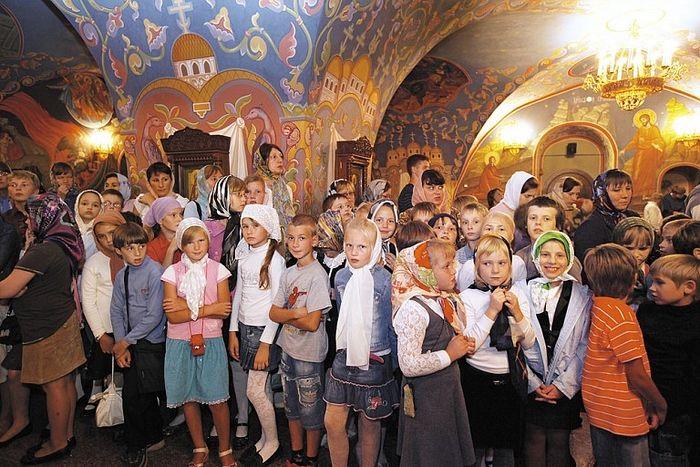 Протоиерей Андрей Овчинников  ПравославиеRu