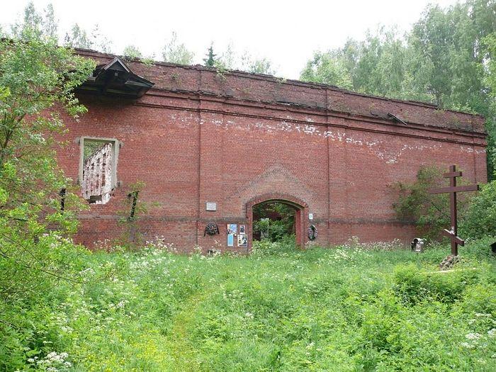 Точное место казни неизвестно. Предполагают, что это известный в Петербурге, как в Москве Коммунарка, Ковалевский лес. Настоящую могилу ищут… Фото: wikipedia.org