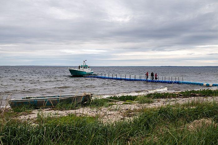 Мыс Кеньга на острове Анзерском. Фото: Сергей Бобылев/ТАСС