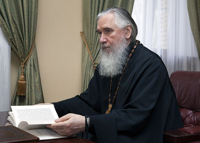 Митрополит Калужский и Боровский Климент
