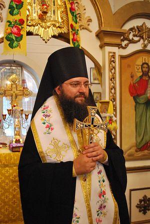 Архиепископ Ирпенский Климент