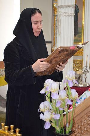 Монахиня Ираида