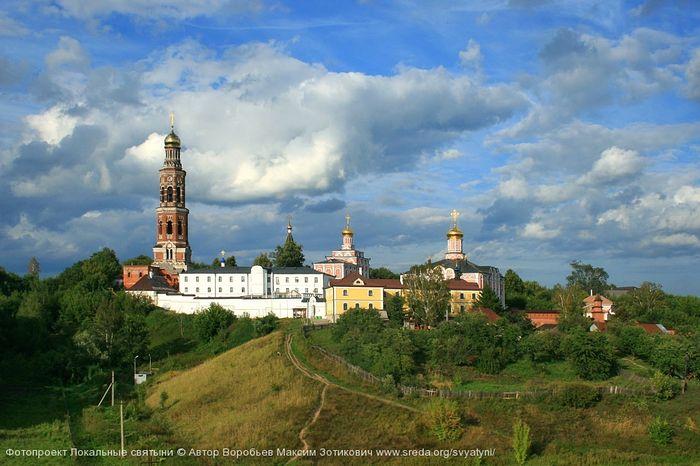 Иоанно-Богословский монастырь. Фото: Максим Воробьев / sreda.org