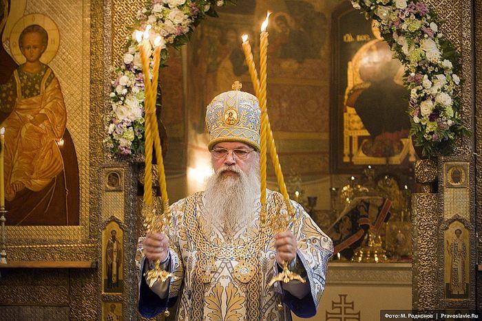 Архиепископ Костромской и Галичский Алексий (Фролов). Фото: М. Родионов / Православие.Ru