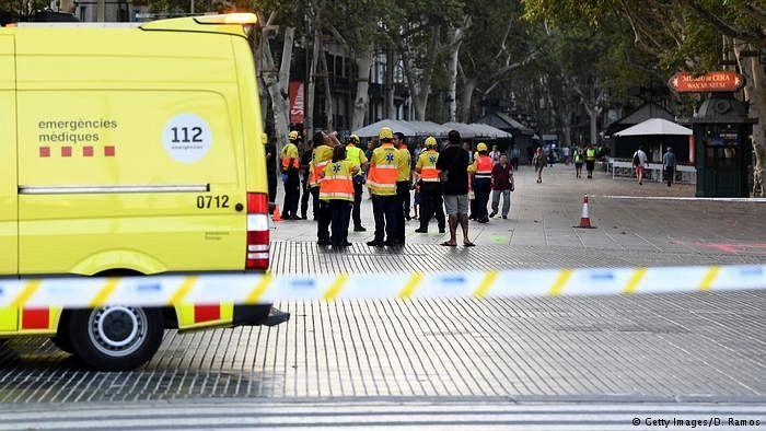 Патриарх Кирилл выразил соболезнования в связи с терактом в Барселоне