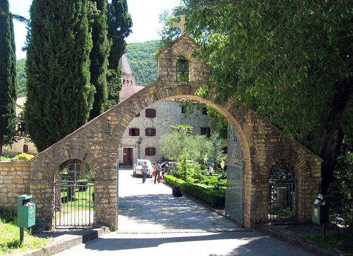 Манастир Крка (фото: commons.wikimedia.org)
