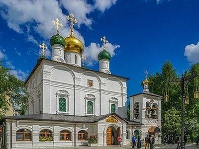 Всенощное бдение в Сретенском монастыре накануне Недели 11-й по Пятидесятнице
