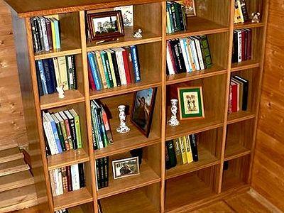 Книжный шкаф для обуви