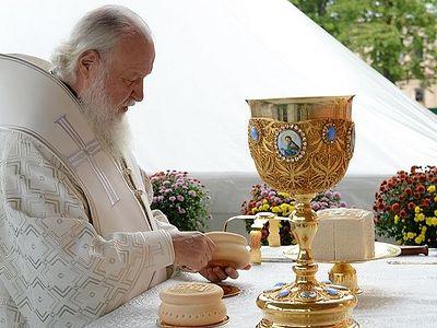 Слово Патриарха. Неделя 11-я по Пятидесятнице