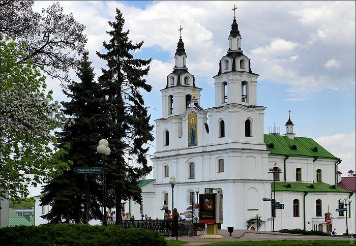 Свято-Духов кафедральный собор города Минска