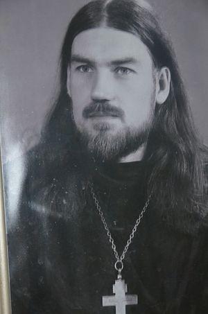 Иерей Леонид Соболев