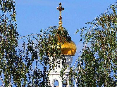Не могу надышаться Православием...