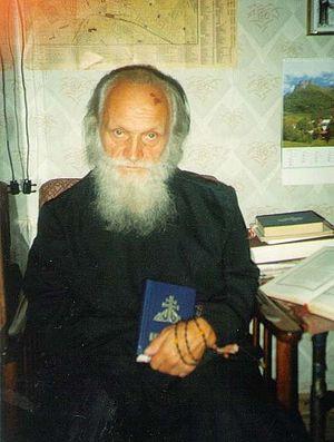 Иеромонах Сергий (Соломка). 1990-е гг.