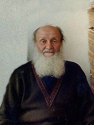 Монах Нестор (Онук). 1990-е гг.
