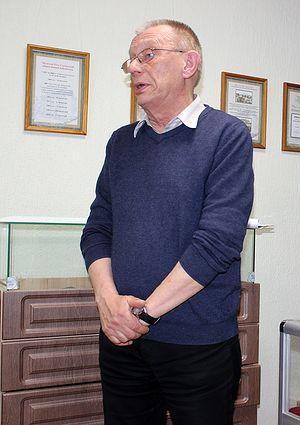 Историк Михаил Рогачев