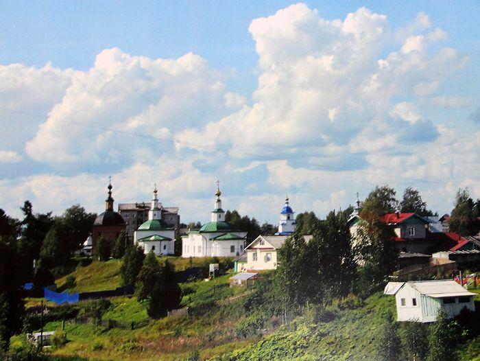 Село Усть-Вымь. Фото музея с. Усть-Вымь