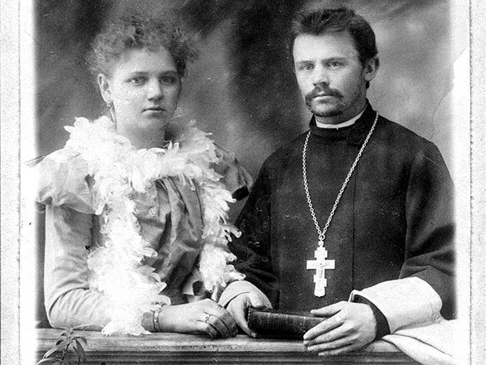 Супруги Малиновские