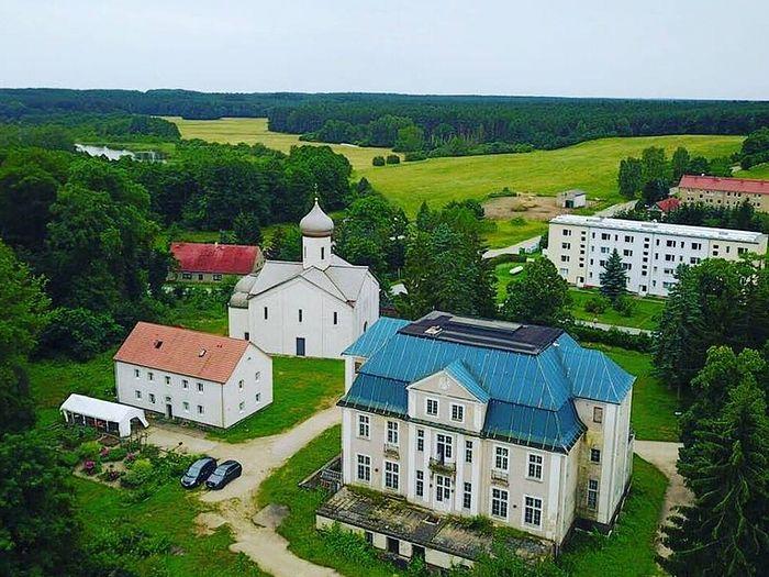 Монастырь святого великомученика Георгия Победоносца в Гётшендорфе (Германия)
