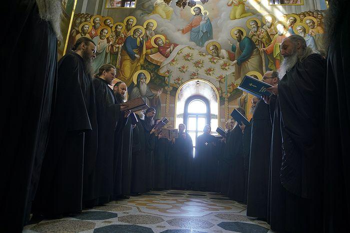 Братия Киево-Печерской лавры