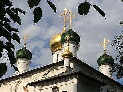 Всенощное бдение в Сретенском монастыре накануне Недели 12-й по Пятидесятнице