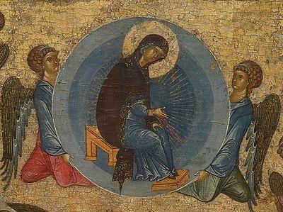 О запретах на праздник Успения Пресвятой Богородицы