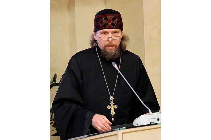 Протоиерей Игорь Шашков