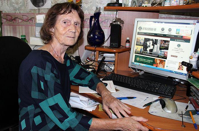 Статьи о своих родных Дина Федоровна Антюхова читает на портале Православие.ру