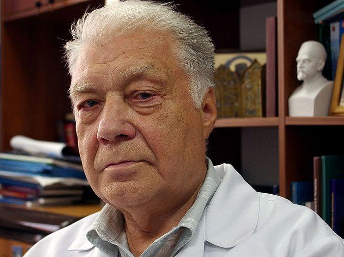 Анатолий Сергеевич Мамонтов. Фото Ольги Орловой